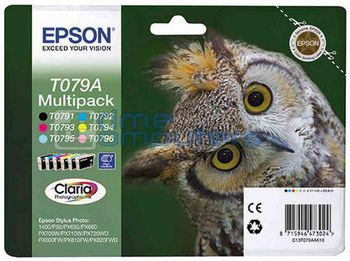 купить Ink Cartridge Epson T079A4A10 Multipack в Кишинёве