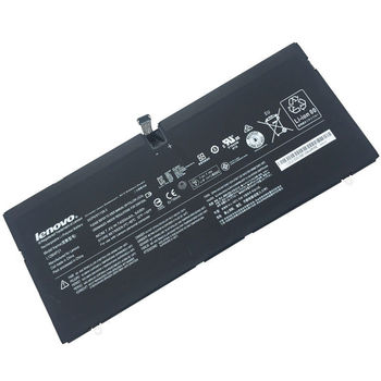Battery Lenovo IdeaPad Yoga 2 Pro 13 Series Y50-70AS-ISE  Y50-70AM-IFI  L12M4P21 L13M4P02  L13S4P21 7.4V 7400mAh Black Original