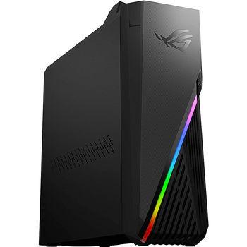 Системный блок компьютер ASUS Gaming PC ROG Strix GA15 G15 AMD Ryzen 5 5600X 3.7-4.6GHz/16GB DDR4/M.2 NVMe 512GB SSD/GeForce GTX1660S 6GB GDDR6/Wi-Fi 5(802.11ac)+Bluetooth 5.0 (Dual band) 2*2, HD 7.1 Ch. Audio, 700W (80+ Bronze, peak 750W)