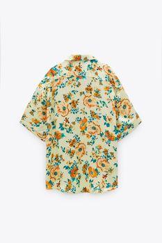 Bluza ZARA Imprimeu floral 2183/247/300