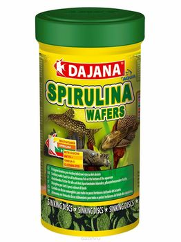 купить Dajana Spirulina Wafers 250 ml в Кишинёве