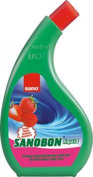 купить Sano Sanobon Strawberry Средство для мытья унитазов (750 мл) 883042 в Кишинёве