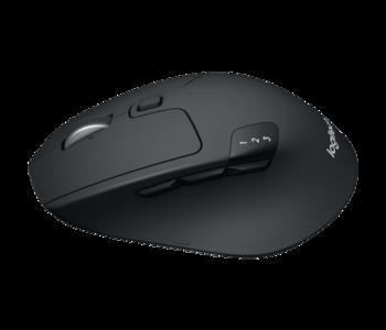 Wireless Mouse Logitech M720 Triathlon, Black