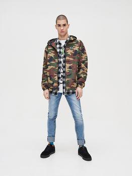 Куртка CROPP Камуфляж