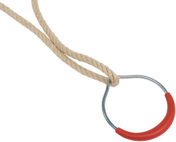 Металлические гимнастические кольца