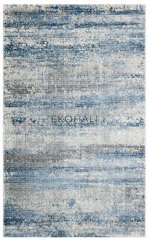 Ковёр ручной работы E-H COMO CM 11 GREY BLUE