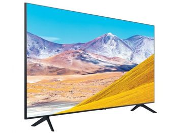 "55"" TV Samsung UE55TU8000UXUA, Black (SMART TV)"