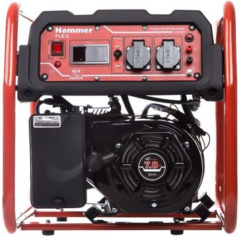 Бензиновый генератор Hammer GN3000