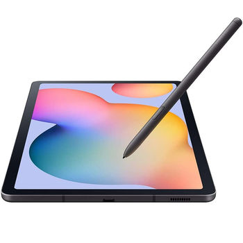 "10.4 "" Samsung P610 Galaxy Tab S6 Lite WiFi Gray, TFT WUXGA+ 2000x1200; Octa Core CPU 2.3GHz, 4GB RAM + 64GB Memory, S Pen, Rear: 8 MP; Front: 5 MP; microSD; WiFi AC; BT 5.0; Android 9.0 Pie, 7040mAh"