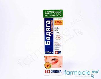 купить Badeaga Arnica gel 125 ml (ot usibov i sineacov) в Кишинёве