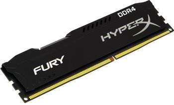 16GB DDR4-3000MHz  Kingston HyperX FURY