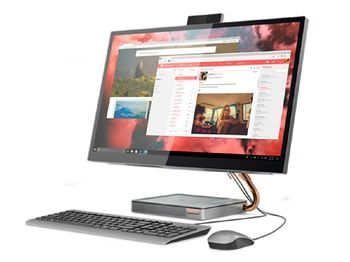 "купить Lenovo AIO IdeaCentre 5 27IMB05 Grey (27"" QHD IPS Core i5-10400T 2.0-3.6GHz, 16GB, 256GB+1TB, W10P) в Кишинёве"