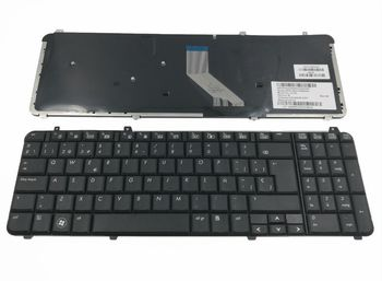 Keyboard HP Pavilion dv6-1000 dv6-2000 ENG. Black