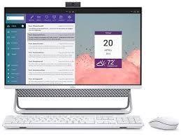 Dell AIO Inspiron 5400 (23,8 дюйма, FHD WVA, Core i7-1165G7 без сенсорного экрана, 2,8–4,7 ГГц, 8 ГБ, 256 ГБ + 1 ТБ, MX330, W10Pro)