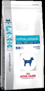 купить Royal Canin HYPOALLERGENIC SMALL DOG 1kg в Кишинёве