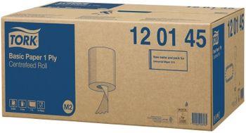 Tork Universal рулонные полотенца с центральной вытяжкой и съемной втулкой (M2)