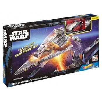 купить Mattel Hot Wheels Трек Атака имперского крейсера Star Wars в Кишинёве