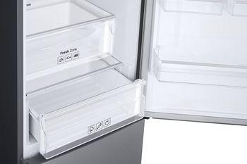 cumpără Frigider cu congelator SAMSUNG RB34N5440SA Grey în Chișinău