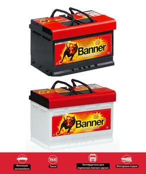 Banner POWER BULL P 9533