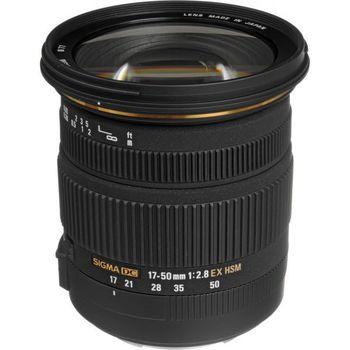cumpără Zoom Lens Sigma AF 17-50mm f/2.8 EX DC OS HSM F/Nikon în Chișinău