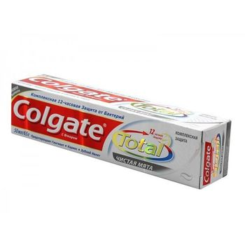 купить Colgate  Total12 зубная паста, 50мл в Кишинёве