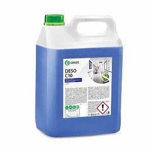Средство для чистки и дезинфекции Deso С10 5л