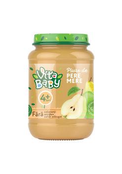 VITA Baby пюре яблоко-груша 180 г