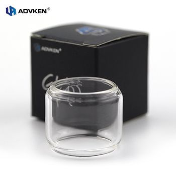 купить Advken Manta RTA replacement glass tube Bubble 5ml в Кишинёве