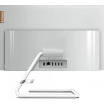 "купить All-in-One Lenovo IdeaCentre 3 24IMB0 White (23.8"" G6400T, 8GB, 256GB, No OS) в Кишинёве"