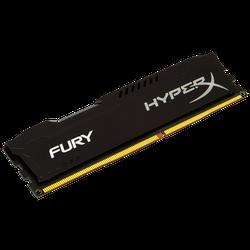 HYPERX DDR3 8 GB 1600MHZ FURY BLACK (HX316C10FB/8)