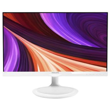 "купить ""27.0"""" Philips """"275C5QHAW"""", White (AH-IPS, 1920x1080, 5ms, 250cd, LED20M:1, 3xHDMI + D-Sub, 7Wx2 Spk) (27.0"""" AH-IPS LED, 1920x1080 Full-HD, 0.311mm, 5ms GTG, 250 cd/m², DCR 20 Mln:1 (1000:1), 16.7M : Colors, 178°/178° @CR>10, 30~83 KHz(H)/ 56~75Hz(V), D-sub + HDMIx2 + HDMI/MHL, Stereo Audio-In, HDMI Audio-In, BT, Built-in mirophone, Built-in speakers 7Wx2, External Power Adapter, Fixed Stand (Tilt -5/+20°) • Flicker-Free technology • Powerful 7-Watt speakers • SRS WOW HD sound • Incredible Surround for virtual 5.1 channels Cinema Sound • Bluetooth for wireless music streaming and calls • Music and video streaming while charging with MHL • Edge-to-edge glass and narrow border White Glossy)"" в Кишинёве"