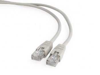 Patch cord UTP Cat.5e  - SVEN - 3m - black, Patch cord UTP Cat5/5e, 3m
