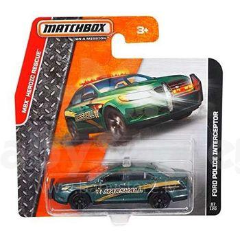 Машина из большого города серия Matchbox, код C0859