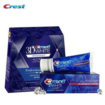 купить Набор для Отбеливания Зубов Crest 3D White в Кишинёве