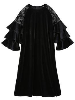 Платье TOP SECRET Чёрный SSU2520CA