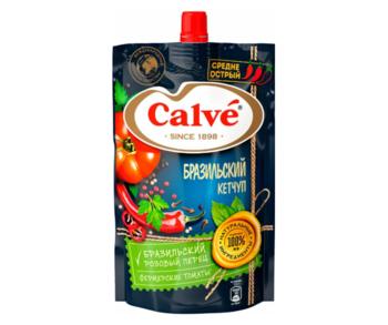 cumpără Calve Ketchup Brazilsky, 350 gr în Chișinău