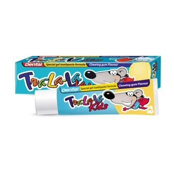 Dental Tra-La-La Kids 50 ml Buble Gum Flavor