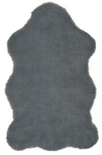 Искусственный мех Rex-4 073 (темно-серый цвет)