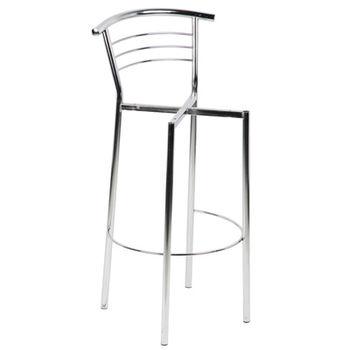 купить Металлический каркас для стула Marco Hoker, хром в Кишинёве