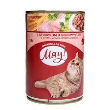 купить Мяу! с кроликом в нежном соусе в Кишинёве