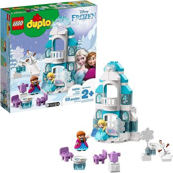 LEGO DUPLO Ледяной замок, арт. 10899
