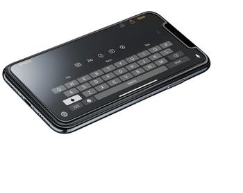 Sticlă de protecție Cellular iPhone XS Max, Tempered Glass Capsule