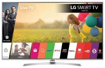 cumpără TV LED LG 43UJ655V, Silver în Chișinău