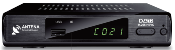 cumpără ANTENA DVB/T-2 cu video codec H265/HEVC în Chișinău