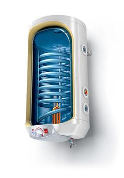 Бойлер TESY косвенного нагрева+электро с одним змеевиком 100Л