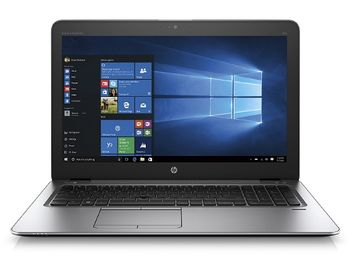 "HP EliteBook 850 15.6"" FullHD +W10Pro (Intel® Core™ i7-8550U 4.0GHz, 8GB DDR4 RAM, 256GB SSD, Intel® UHD 620 Graphics, CardReader, WiFi-AC/BT4.2, VGA, HDMI, USB Type-C™, FP, Dock Conector, 3cell, HD Cam, RU Backlit DP KB, Win 10 Pro, 1.78kg)"