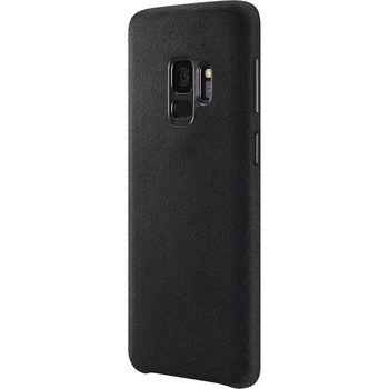 купить Чехол Senno Alcantara Samsung S9 Plus ,Black в Кишинёве