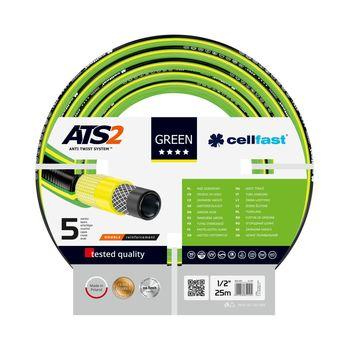"""купить Садовый пятислойный шланг GREEN ATS2™ 1/2"""" 25 м. 15-100 в Кишинёве"""