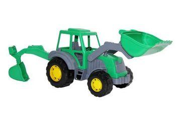 купить Полесье Трактор экскаватор Алтай в Кишинёве