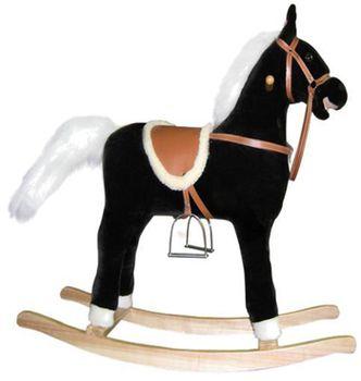 Babyland лошадка качалка